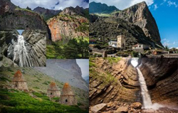 Поездка на джипе в аномальную зону на Северном Кавказе   Туристический Кавказ