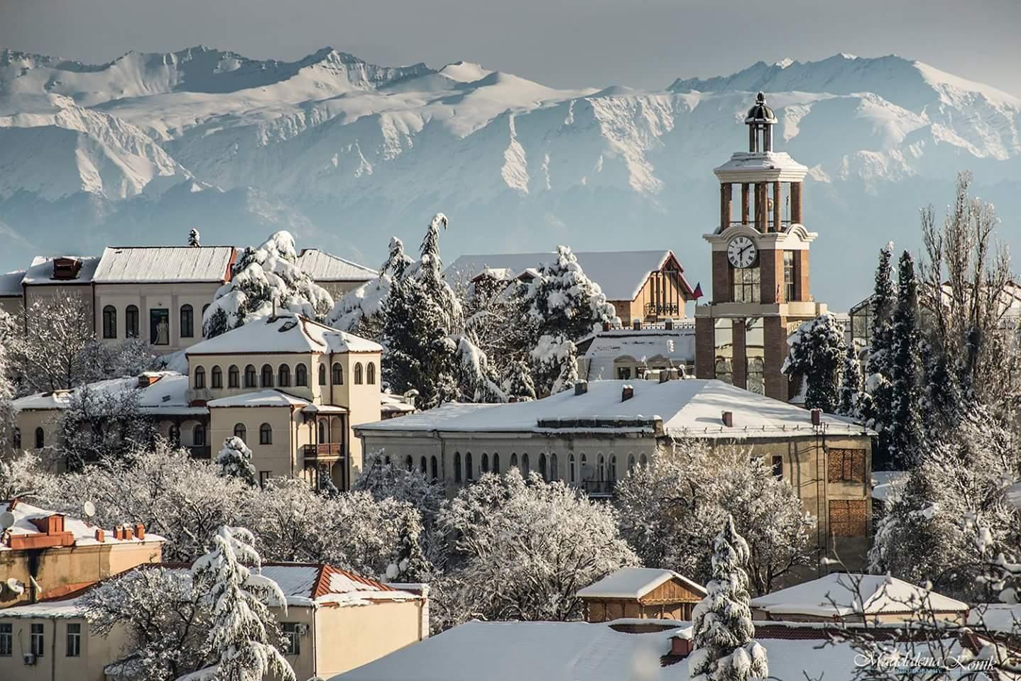 тбилиси что посмотреть зимой контакте появилась
